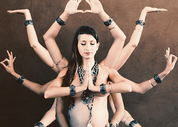 Yoga and Bellydance for pregnancy and birth – Online
