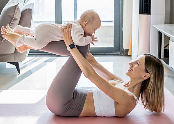 Mamastè – Yoga Mamma&Bebè – Online