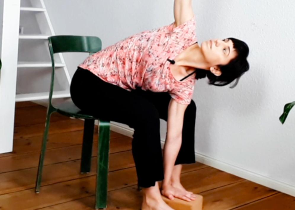 Yoga sulla Sedia E Oltre – Online